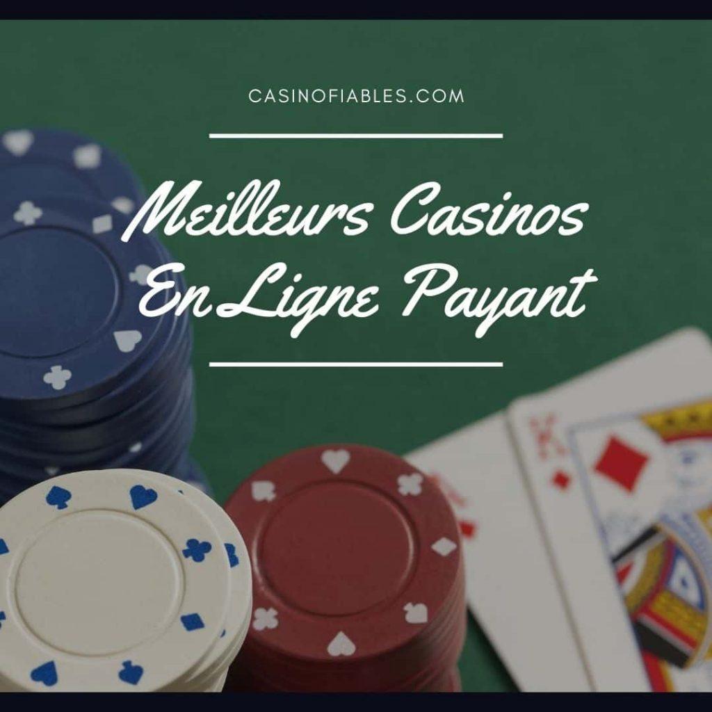 jeux de casino en ligne payant