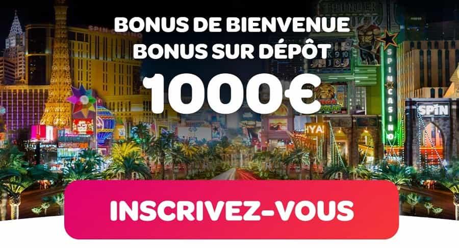 spin casino canada bonus