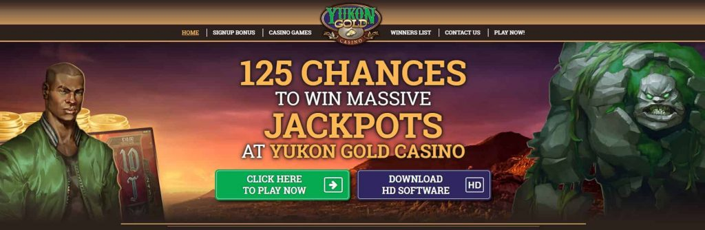 yukon gold casino avis