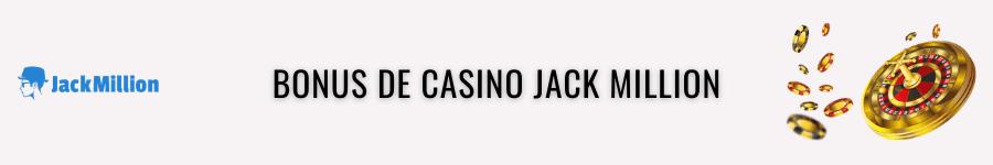 jack million bonus