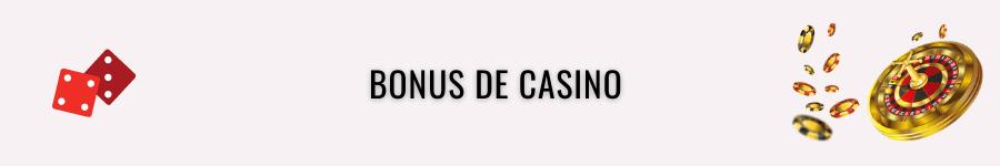 bonus de casino wild fortune