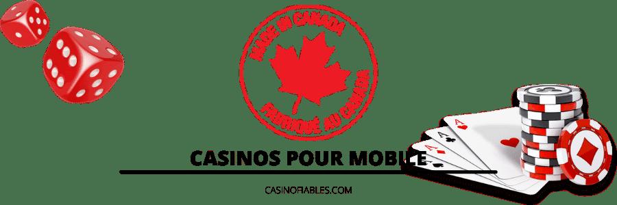 casino en ligne pour mobile